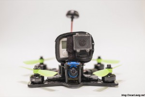 The-Midge-180-Mini-Quad-Frame-build-front