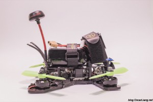 The-Midge-180-Mini-Quad-Frame-build-side-1