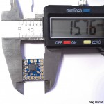 micro-minimosd-dimension-size-measurement