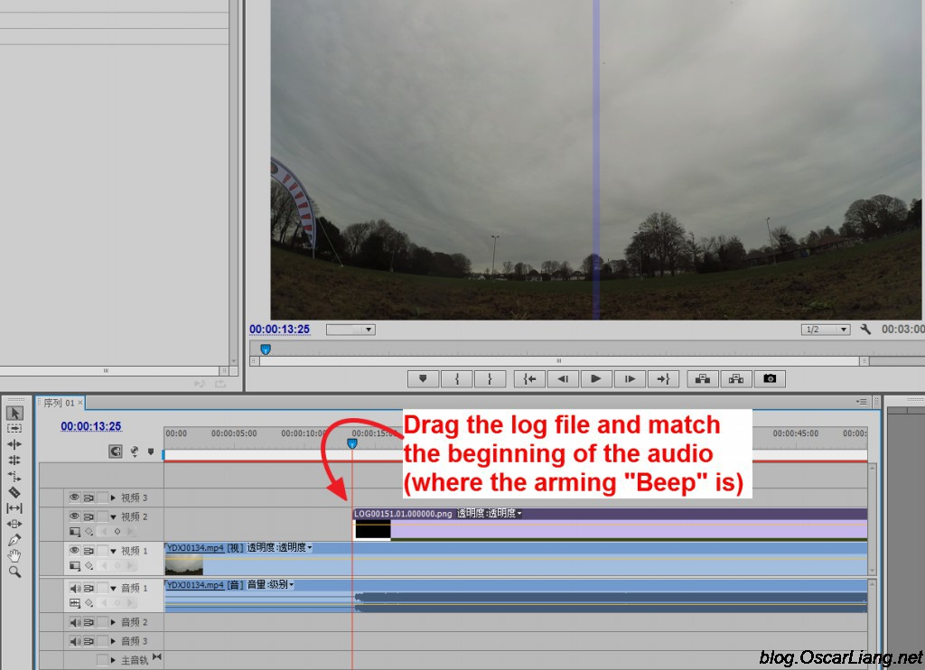 overlay-blackbox-data-stick-fpv-video-video-editor-synchronise-adobe-premiere