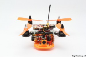 XpertDrone-XD-Stealth-150-Mini-Quad-Frame-official-build-2