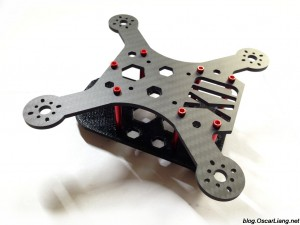 XpertDrone-XD-Stealth-150-Mini-Quad-Frame-side