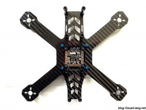 speed-addict-210-mini-quad-frame-pdb-top