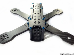 DemonRC-NOX5-210-Mini-Quad-Frame-front