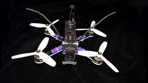 ZMR-X210-Mini-Quad-Frame-build-1