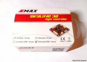 emax-skyline32OSD-flight-controller-fc-F1-box