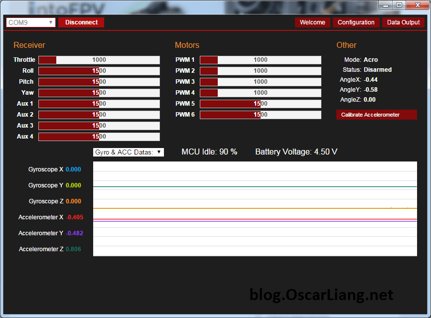 kiss-fc-configurator-data-output-esc-telemetry-drop-down