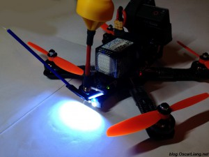 speed-addict-210-r-mini-quad-build-led-operation