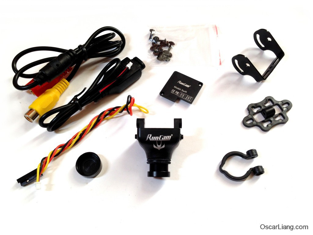 runcam-swift-fpv-camera-package-unbox