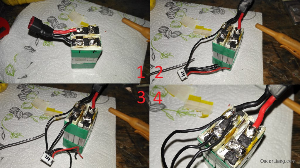 solder-connector-cable-wires-balance-lead-lipo-bad-cell-combine-fix-battery