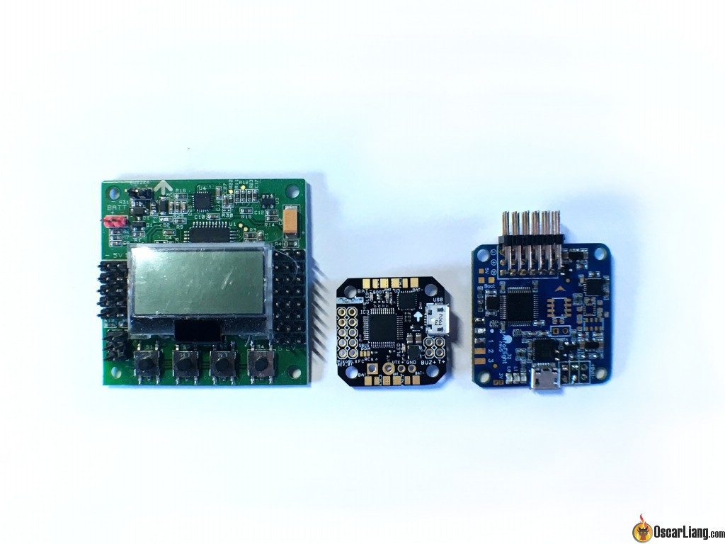 Piko-BLX-FC-size-comparison-with-naze32-KK2-board