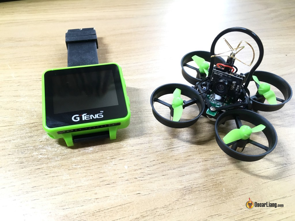 GTENG-T909-FPV-Watch-tiny-whoop-e010-inductrix