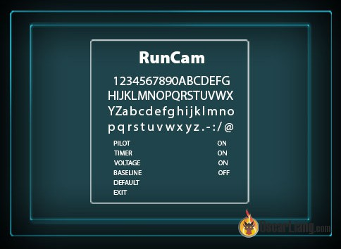 runcam-swift-2-osd