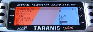 taranis-backlight-colour-settings