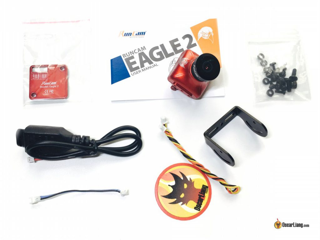 runcam-eagle-2-fpv-camera-package-items
