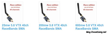vtx-raceband-different-output-power