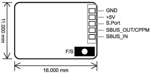 r-xsr-pin-out-output-ports-connection