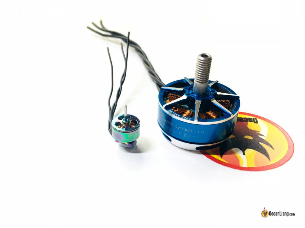smallest-brushless-micro-quad-racerstar-br0703-motor-size-comparison