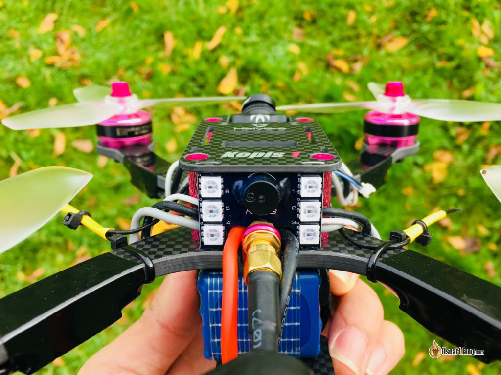 holybro-kopis-1-racing-drone-mini-quad-fpv-led-buzzer