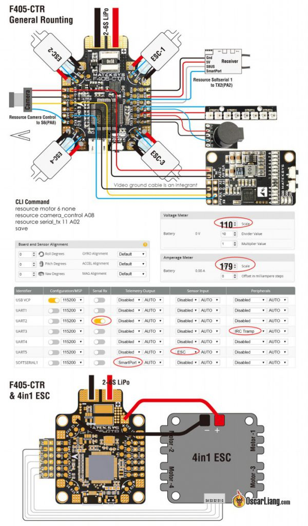 matek-f405-ctr-fc-flight-controller-manual-connection-diagram
