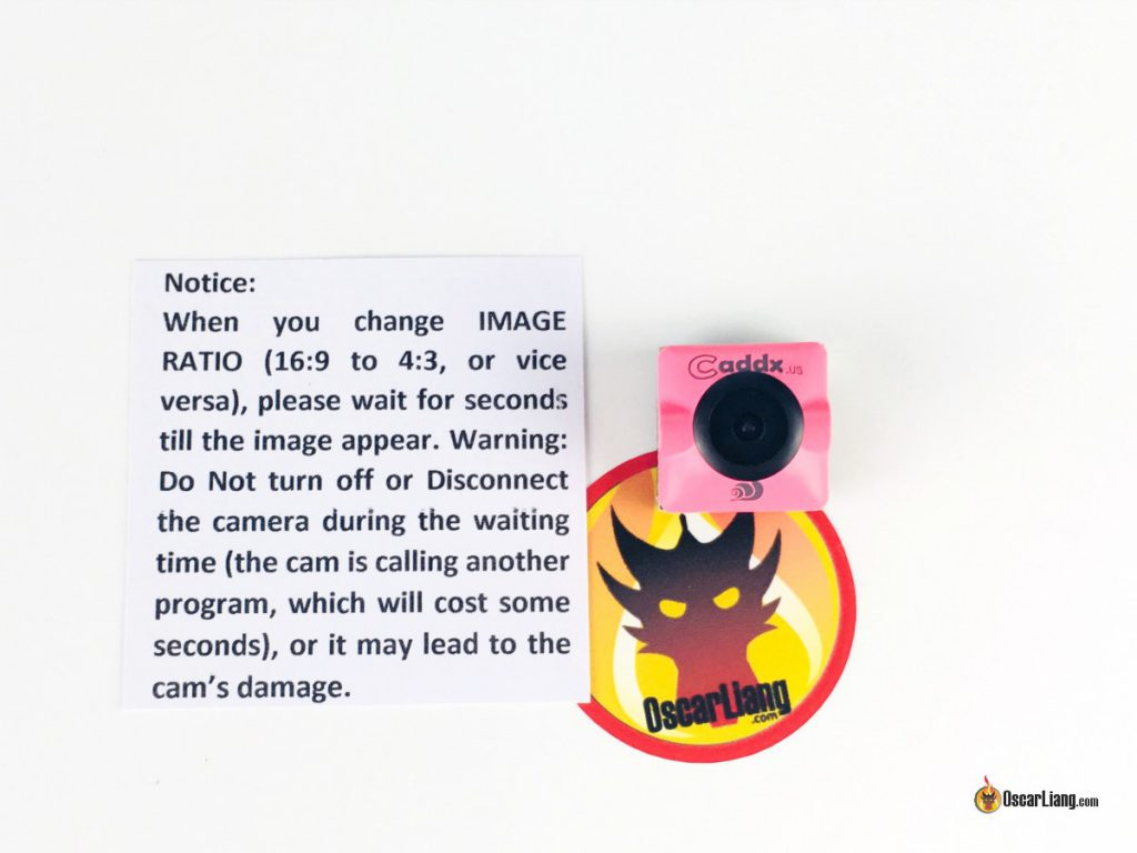 caddx-sdr1-micro-fpv-camera-warning-notice-change-setting-brick-damage-camera
