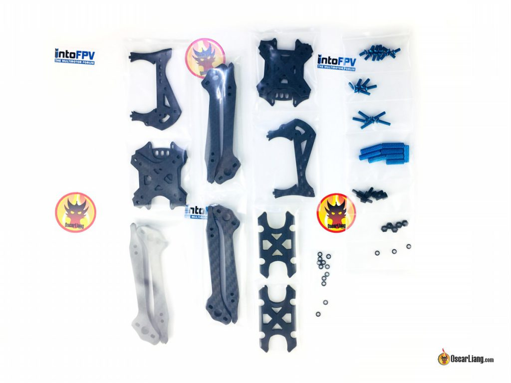 demonrc-fury-5x-lite-frame-package-parts