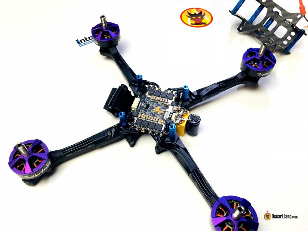 demonrc-fury-5x-lite-mini-quad-racing-drone-frame-build-solder-motor-esc