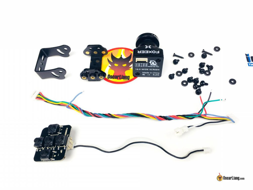 foxeer-monster-pro-mini-fpv-camera-part-package