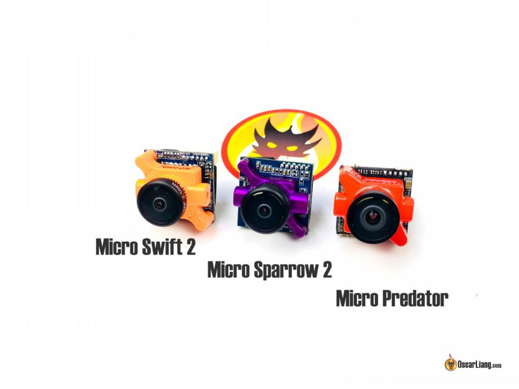 runcam-micro-sparrow-2-fpv-camera-compare-predator-swift