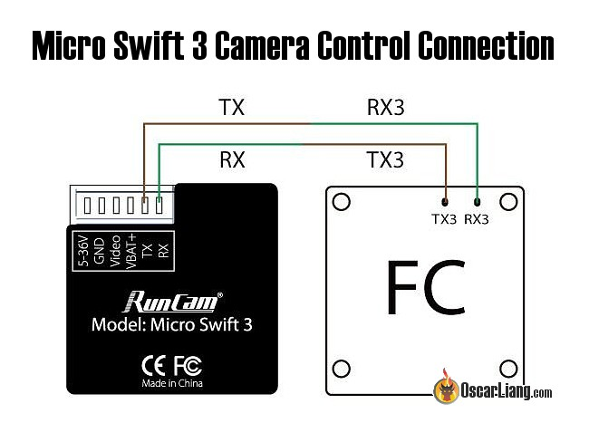 runcam-micro-swift-3-fpv-camera-control-uart-connection-fc