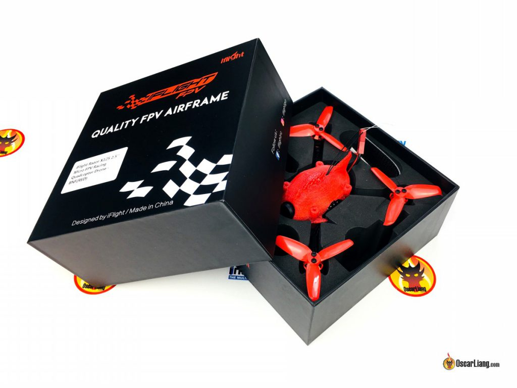 iflight-razor-x125-2-5-micro-quad-unbox